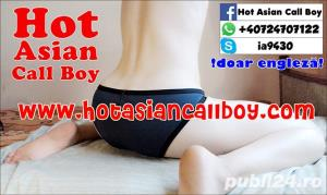 escorte iasi: Hot Asian Call Boy in iasi baiat doar engleza